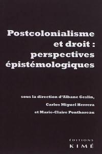 Postcolonialisme et droit