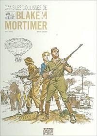 Dans les coulisses de Blake et Mortimer