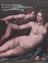 Peintures italiennes du musée Fabre de Montpellier