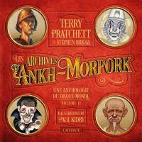 Les archives d'Ankh-Morpork : anthologie du Disque-monde. Vol. 2