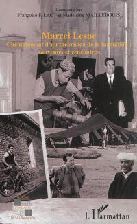Marcel Lesne : cheminement d'un théoricien de la formation : souvenirs et rencontres