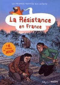 La Résistance en France