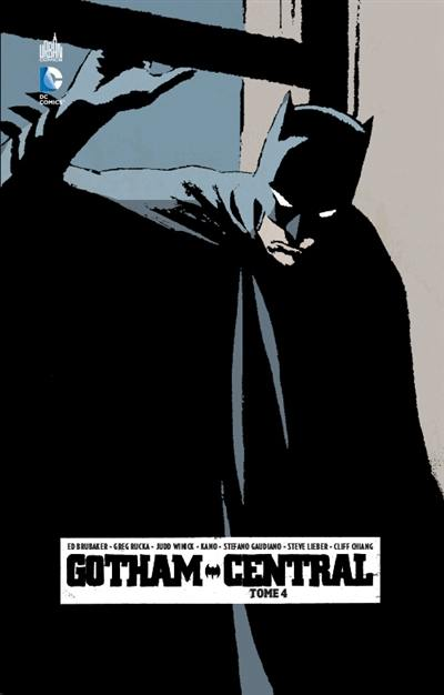 Gotham Central. Volume 4,