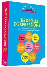 365 drôles d'expressions