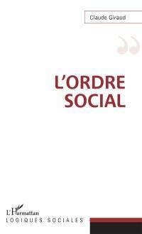 L'ordre social