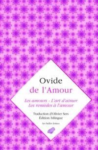 Ovide, de l'amour