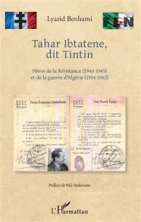 Tahar Ibtatene, dit Tintin