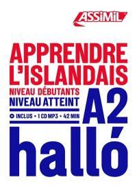 Apprendre l'islandais