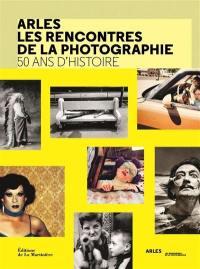 Arles, les Rencontres de la photographie