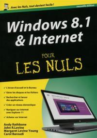 Windows 8.1 & Internet pour les nuls