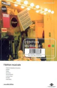 L'édition musicale