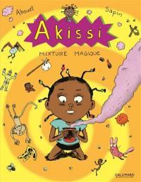Akissi. Volume 5, Mixture magique