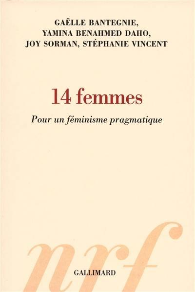 14 femmes