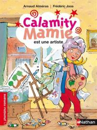Calamity Mamie, Calamity Mamie est une artiste