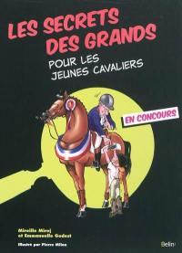 Les secrets des grands pour les jeunes cavaliers