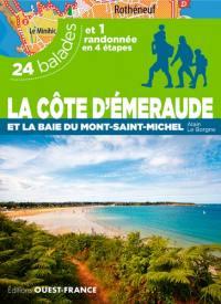 La Côte d'Emeraude et la baie du Mont-Saint-Michel