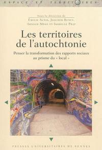 Les territoires de l'autochtonie