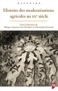 Histoire des modernisations agricoles au XXe siècle