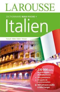 Dictionnaire maxipoche + italien