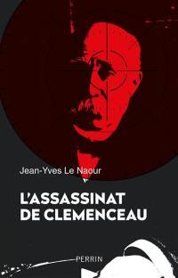 L'assassinat de Clemenceau