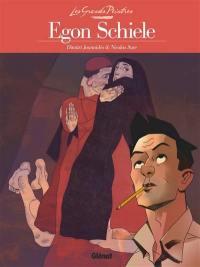 Egon Schiele : Le cardinal et la nonne