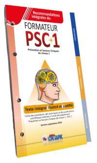 Recommandations intégrales du formateur PSC1