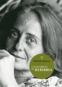 L'université de Rebibbia