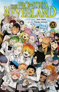 The promised Neverland. Volume 20,