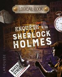 Enquête à la Sherlock Holmes