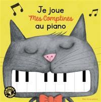 Je joue mes comptines au piano