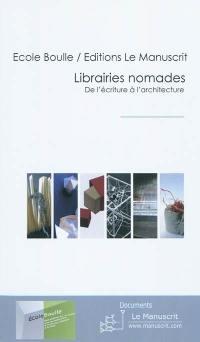Librairies nomades