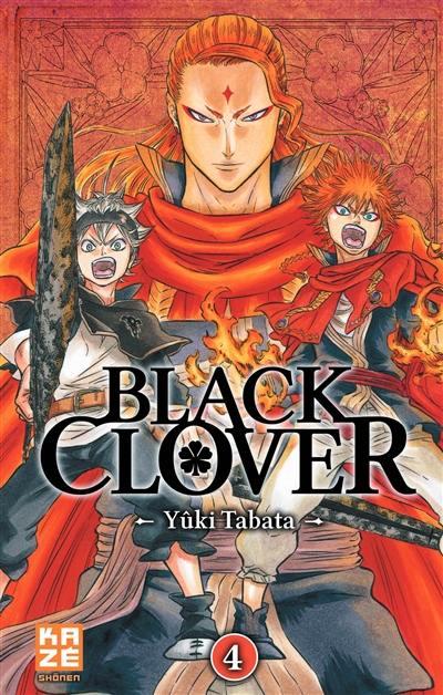 Black Clover. Volume 4,