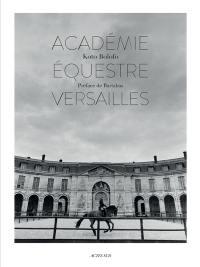 Académie équestre Versailles