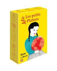 Les Coffret jaune 5 Petits Platons
