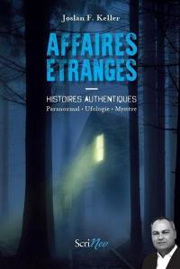 Affaires étranges