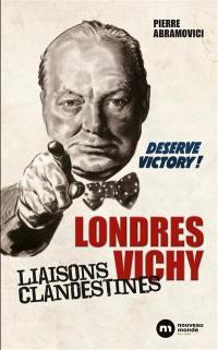 Londres-Vichy