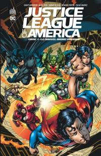 Justice league of America. Volume 1, Le nouvel ordre mondial