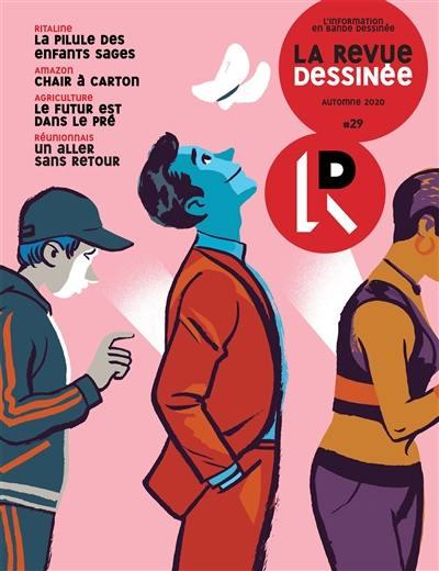 Revue dessinée (La). n° 29, Ritaline