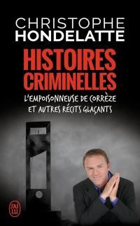 Histoires criminelles
