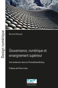 Gouvernance, numérique et enseignement supérieur