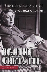 Un divan pour Agatha Christie