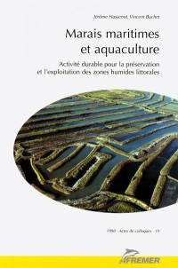 Marais maritimes et aquaculture