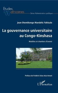 La gouvernance universitaire au Congo-Kinshasa
