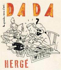 Dada. n° 213, Hergé