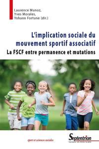 L'implication sociale du mouvement sportif associatif