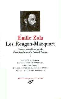 Les Rougon-Macquart. Volume 1,
