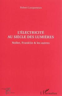 L'électricité au siècle des lumières