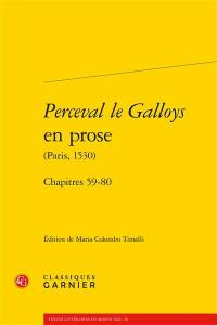 Perceval le Galloys en prose (Paris, 1530)