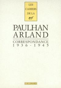 Correspondance 1936-1945