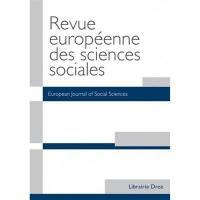 Revue européenne des sciences sociales et Cahiers Vilfredo Pareto. n° 57-1, Présence de Max Weber